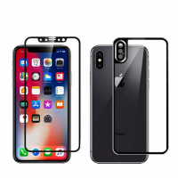 Bluteck Glass screen protection - iPhone X
