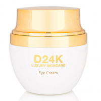Dtech D24K - 24K Advanced Augencreme - 50 ml