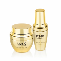 D24K 'Golden Eyes' Eye Cream, Eye serum - 2 Units