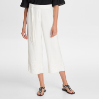 Karl Lagerfeld Women's 'Cropped' Trousers