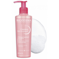Bioderma 'Crealine' Foaming Gel - 200 ml