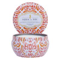 The SOi Company Bougie en étain 'Aqua de SOi' - Quince & Passion Fruit 255 g