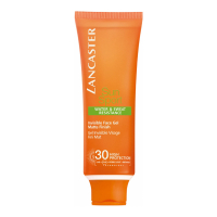 Lancaster Suncare Invisible Face Gel SPF30 - Matte Finish - 50 ml