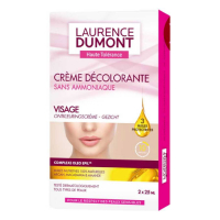 Laurence Dumont France Haute Tolerance - Bleaching Cream - Amoniac Free - 2 x 10 ml