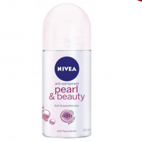 Nivea Déodorant Roll-on Pearl Beauty - 50 ml