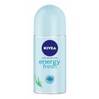 Nivea Déodorant Roll-on Energy Fresh - 50 ml