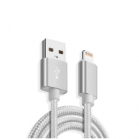 La Coque Francaise Cable for iPhone 5/6 & Ipad - Grey