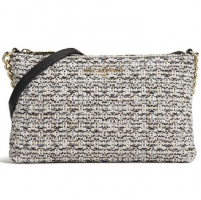 Karl Lagerfeld 'Charlotte Boucle' Crossbody Bag