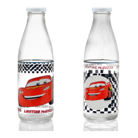 Disney 'Cars Milk' Bottle - 1 L