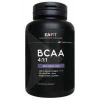 EA FIT 'Bcaa  4,1,1' Nutritional supplement - 120 Capsules