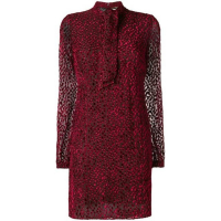 Saint Laurent Women's Mini Dress