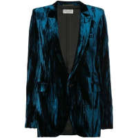Saint Laurent Women's 'Textured' Blazer