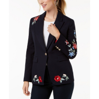 Nine West Blazer 'Embroidered' pour femmes