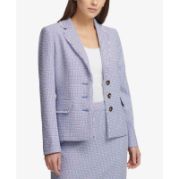 DKNY Women's 'Tweed' Blazer