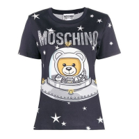 Moschino T-shirt 'Space Teddy' pour femmes