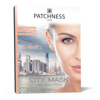 Patchness 'City' Maske - 1 Maske