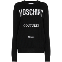 Moschino Women's 'Knit Wool Moschino Couture' Sweater
