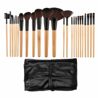 Tools For Beauty Set von 24 Make-up-Pinseln