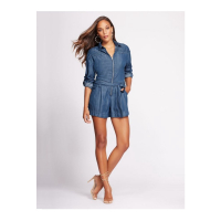 New York & Company Women's 'Gabrielle Union Collection - Zip-Front' Romper