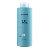 Wella Invigo Aqua Pure Purifying Shampoo - 1000 ml