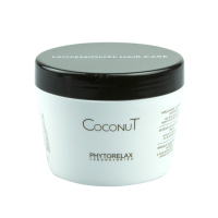 Phytorelax 'Coconut Intensive Nourishing' Maske - 250 ml