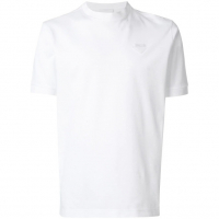 Prada Men's 'Logo Patch' T-Shirt