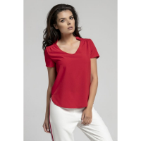 Naoko Women's Short sleeve Blouse