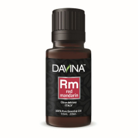 Davina Ätherisches Mandarinenöl Rot 10ml
