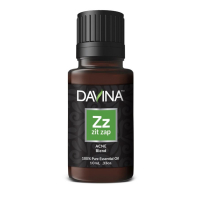 Davina Zit Zap Acne Essential Oil Roll-on 10ml - Ready to Go!
