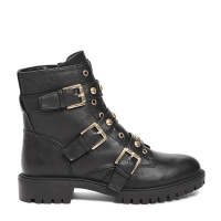 G by Guess Womne's 'Prez Combat' Ankle Boots
