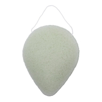 Brushworks Konjac Sponge Green Clay