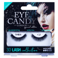Eye Candy 'Amber' Fake Lashes - #3D