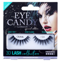 Eye Candy Faux cils 'Olivia' - #3D