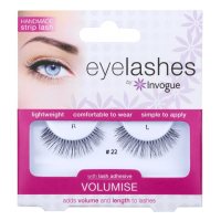 Invogue 'Volumise' Fake Lashes - 22