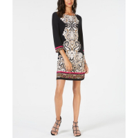 INC International Concepts I.N.C. Women's 'Printed Sheath' Dress
