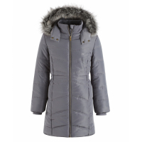 Calvin Klein Big Girl's 'Everest with Faux-Fur Trim' Puffer Jacket