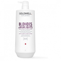 Goldwell Dual Blondes & Highlights Anti-Yellow Shampoing - 1l