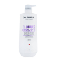 Goldwell Dual Blondes & Highlights Anti-Yellow Konditionierer - 1l