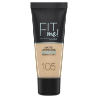 Maybelline Fit Me Foundation - #105 Natural Ivory 30ml