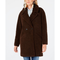 Lucky Brand Women's 'Faux-Fur Teddy' Coat