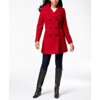 Anne Klein Women's 'Double-Breasted' Peacoat