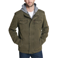 Levi's Men's 'Hooded Trucker' Jacket