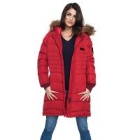 Javier Larrainzar Women's Hooded Jacket