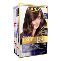 L'Oréal Paris Teinture pour cheveux 'Excellence Lotion Brunette' - 500 True Light Brown