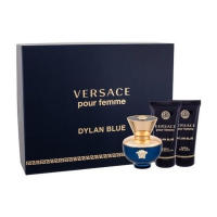 Versace 'Dylan Blue' Perfume Set - 3 Units