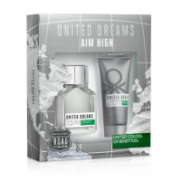 Benetton 'Dreams Aim High' Set - 2 pcs
