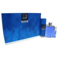 Alfred Dunhill 'Desire Blue London' Perfume Set - 3 Units
