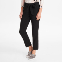 Karl Lagerfeld Women's 'Skinny With Tie' Trousers