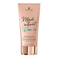 Schwarzkopf BC Mad About Waves Wind Texture Balm - 150ml