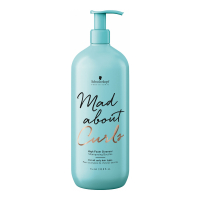 Schwarzkopf BC Mad About Curls Cleanser High Foam - 1000ml